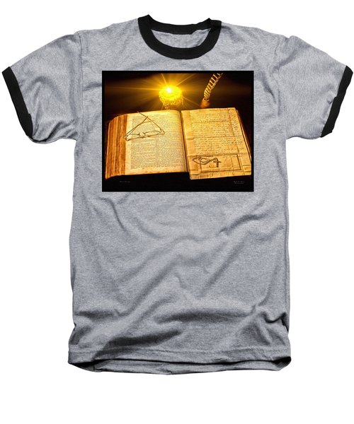 Black Sunday Baseball T-Shirt