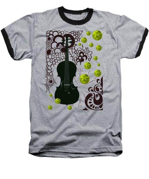 Black Violin Baseball T-Shirt