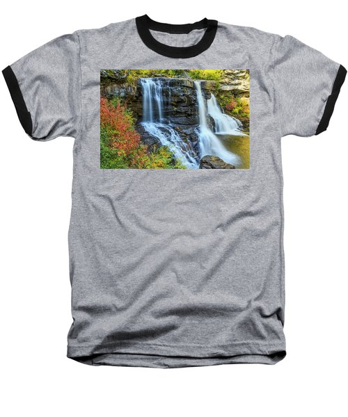 Black Water Falls #3 Baseball T-Shirt