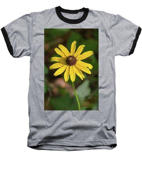 Blackeyed Susan Baseball T-Shirt