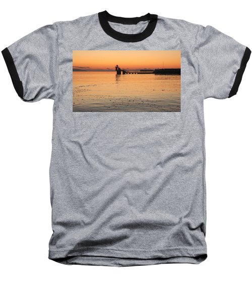 Blackrock Sunset Baseball T-Shirt