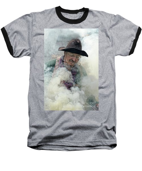 Blacksmith Baseball T-Shirt