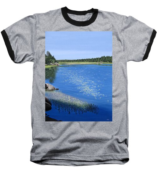 Blackstone Bog Baseball T-Shirt