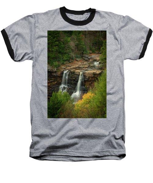 Blackwater Falls Baseball T-Shirt