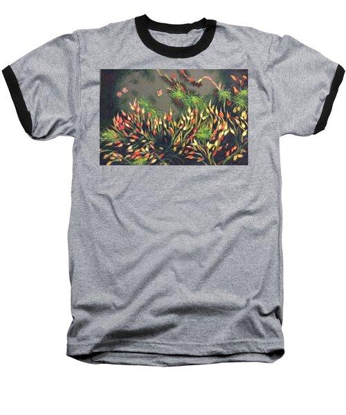Bladderwort  Baseball T-Shirt