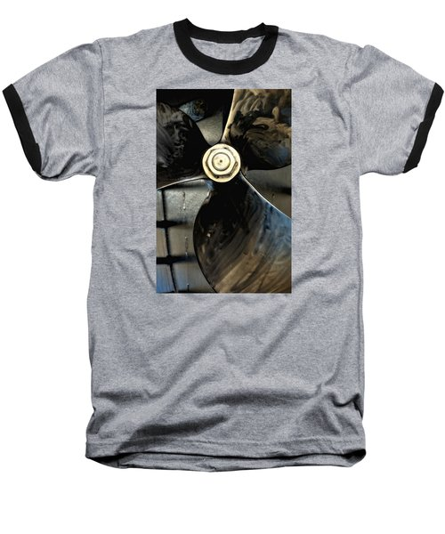 Baseball T-Shirt featuring the photograph Blade by Newel Hunter