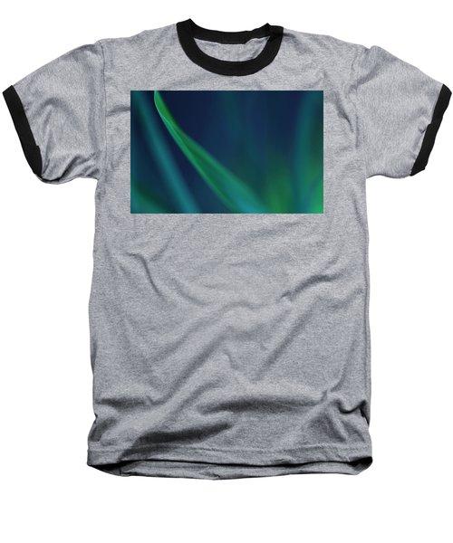 Blade Of Grass  Baseball T-Shirt by Debbie Oppermann