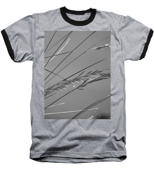 Blades Of Gray Baseball T-Shirt