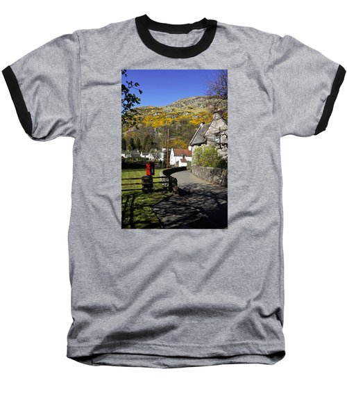 Baseball T-Shirt featuring the photograph Blairlogie by Jeremy Lavender Photography