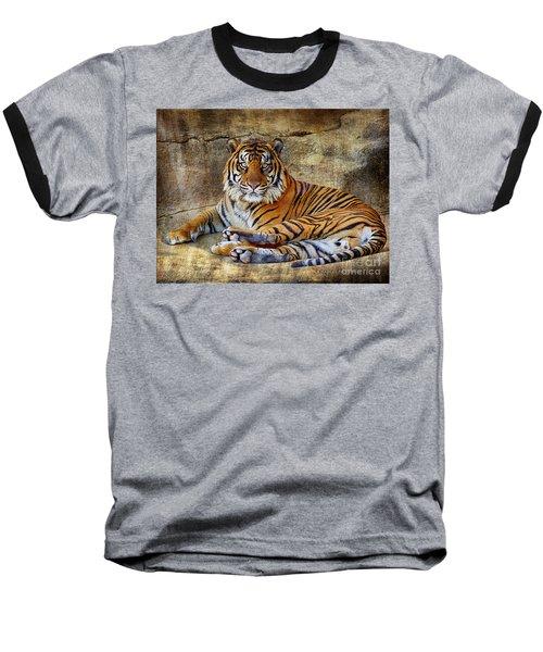Blank Stare Baseball T-Shirt