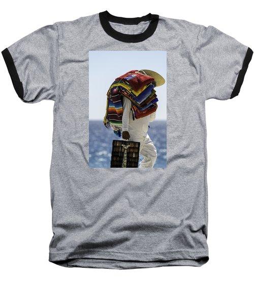 Blankets And Belts Baseball T-Shirt