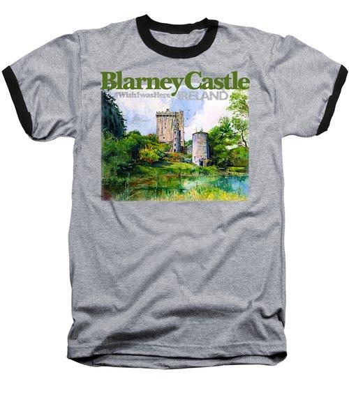 Blarney Castle Ireland Baseball T-Shirt