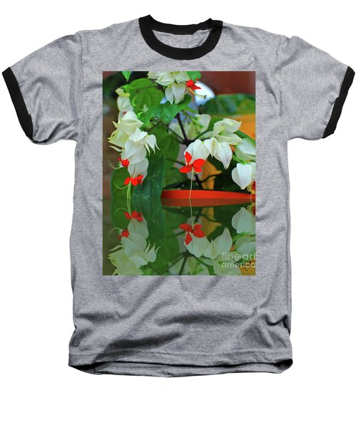 Bleeding Heart I Baseball T-Shirt