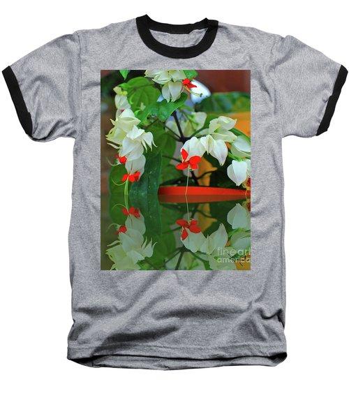 Bleeding Heart I Baseball T-Shirt