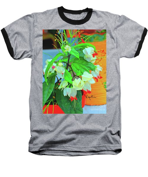 Bleeding Heart II Baseball T-Shirt