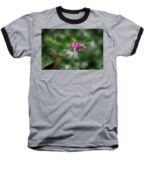 Bleeding Hearts Baseball T-Shirt