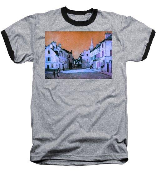Blend 15 Sisley Baseball T-Shirt by David Bridburg