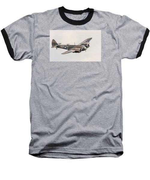 Blenheim Mk I Baseball T-Shirt by Gary Eason