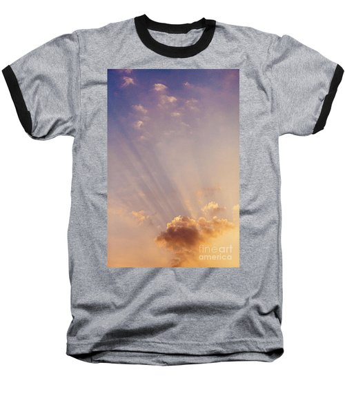 Morning Has Broken Baseball T-Shirt