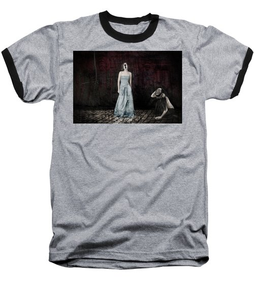 Blind Eye Baseball T-Shirt