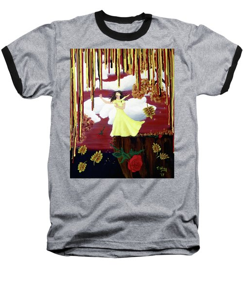 Blinded By Love Baseball T-Shirt