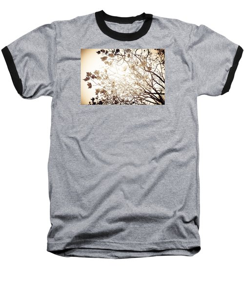 Blinding Sun Baseball T-Shirt