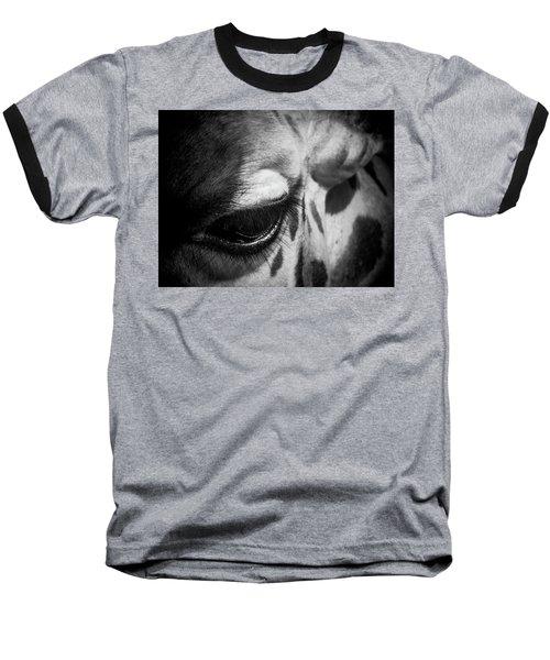Blink Of An Eye Baseball T-Shirt
