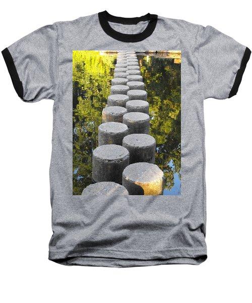 Blissful Path Of Tranquility Baseball T-Shirt