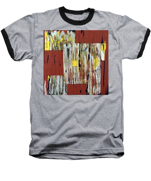 Block Dance Baseball T-Shirt