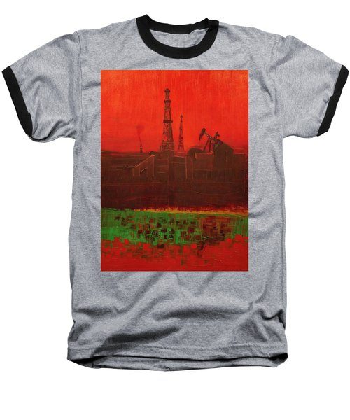 Blood Of Mother Earth Baseball T-Shirt