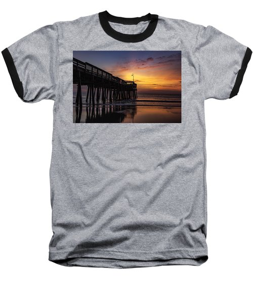 Blood Orange Morn Baseball T-Shirt