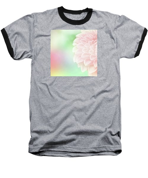 Baseball T-Shirt featuring the photograph Bloom by Robin Dickinson