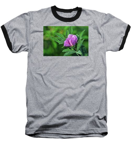 Baseball T-Shirt featuring the photograph Bloomin by Glenn Gordon