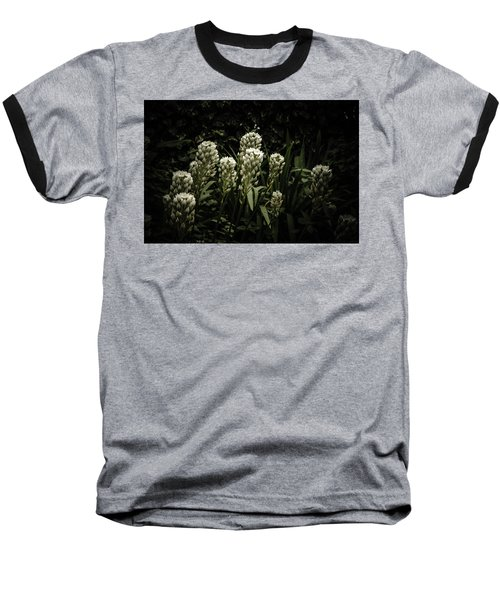 Baseball T-Shirt featuring the photograph Blooming In The Shadows by Marco Oliveira