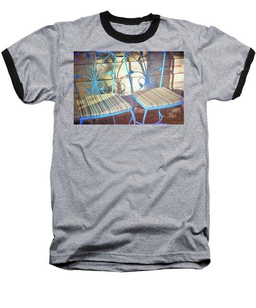 Blooming Seats Baseball T-Shirt