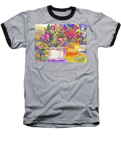 Dwarf Callas Baseball T-Shirt
