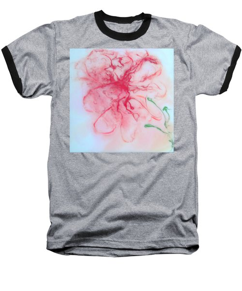 Blossom Baseball T-Shirt by Mary Kay Holladay