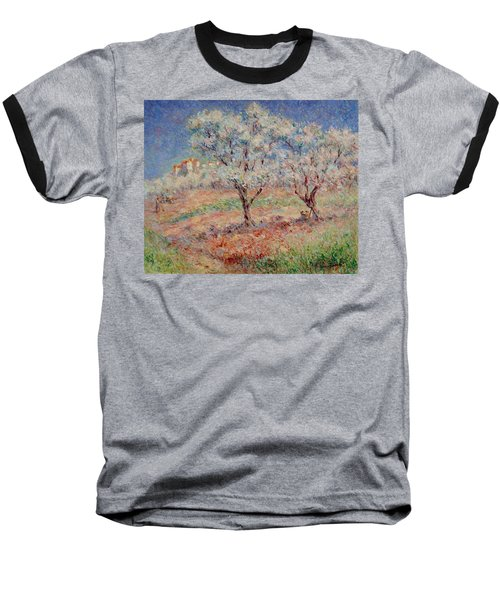 Blossom Trees  Baseball T-Shirt