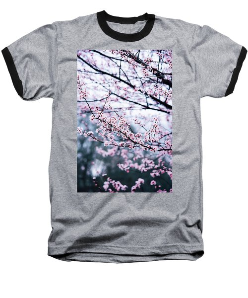 Baseball T-Shirt featuring the photograph Blossoming Buds by Parker Cunningham