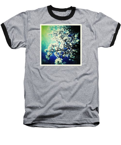 Blossoming Baseball T-Shirt