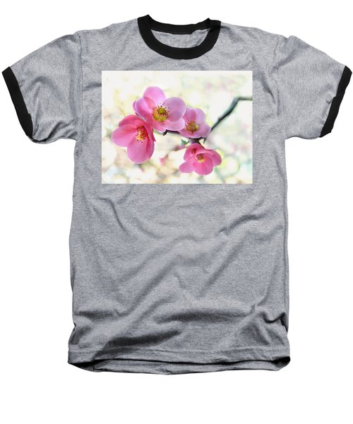 Baseball T-Shirt featuring the photograph Blossoms by Marion Cullen