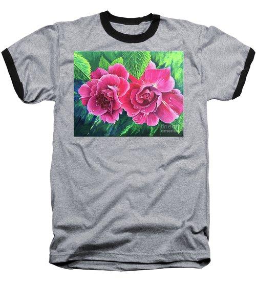 Blossom Buddies Baseball T-Shirt