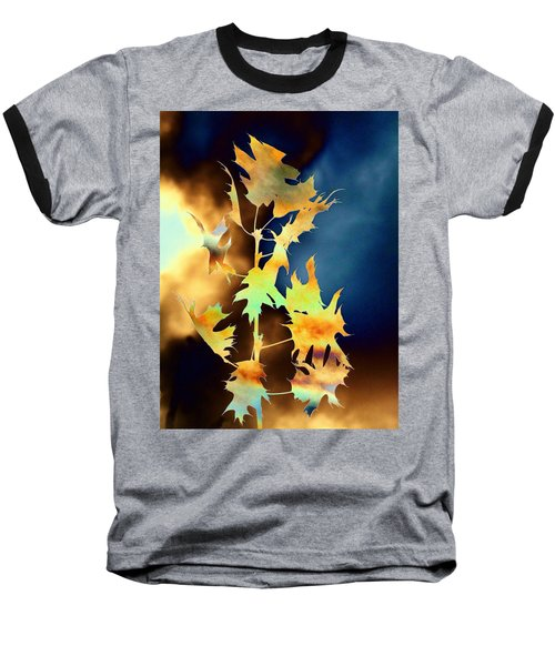 Blowin In The Wind II Baseball T-Shirt