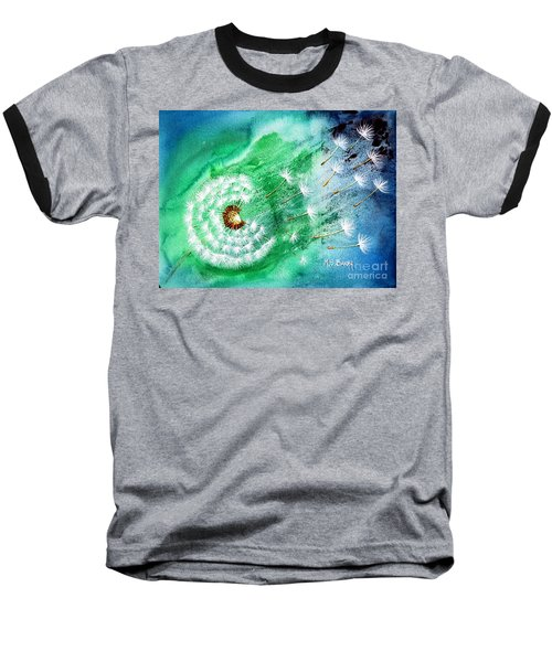 Blown Away Baseball T-Shirt