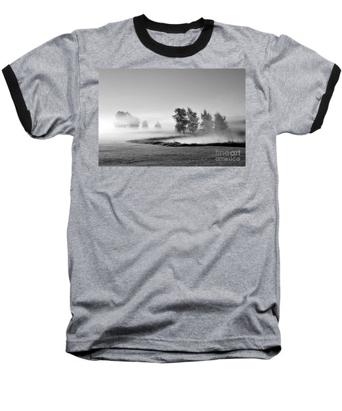 Baseball T-Shirt featuring the photograph Blown Away by Terri Gostola