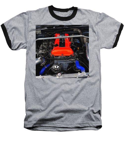 Blown Nissan Baseball T-Shirt