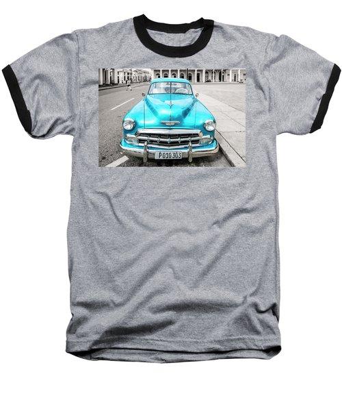 Blue 52 Baseball T-Shirt