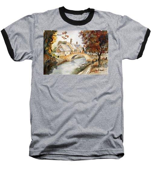 Blue Anchor Tavern Baseball T-Shirt