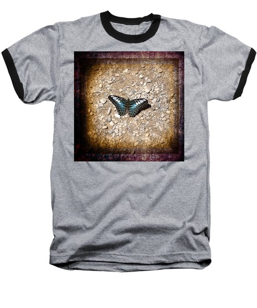 Blue And White In Nature Baseball T-Shirt
