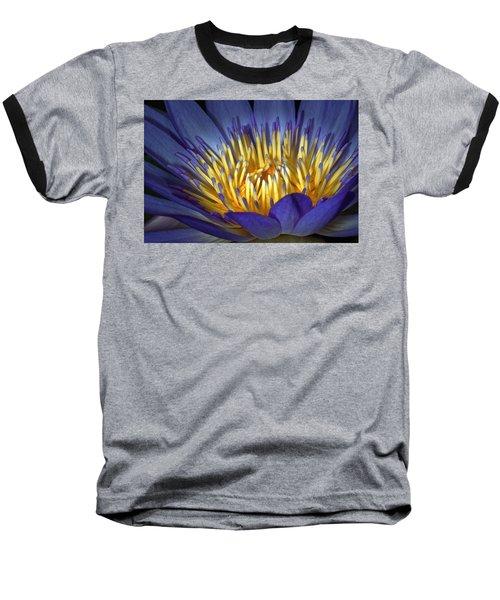 Blue And Yellow Baseball T-Shirt